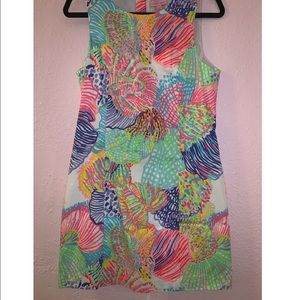 Lilly Pulitzer Shell Dress